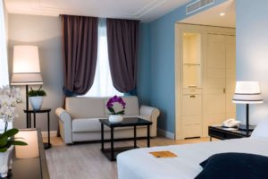 de luxe room at turin